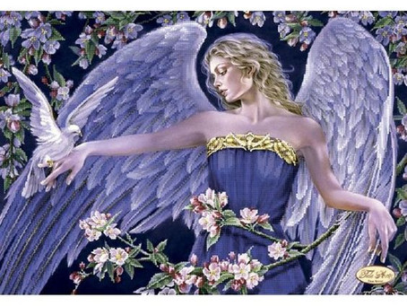 An epiphany and the 2nd layer to The Life of an Angel