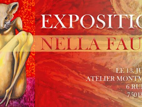 Exhibition Atelier Montmartre