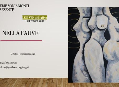 Exhibition Galerie Sonia Monti