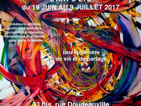 L'ART D'ÉTÉ - Exhibition