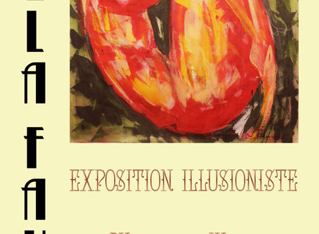 EXPOSITION ILLUSIONISTE