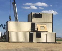 Wetaskiwin Fire Training Building