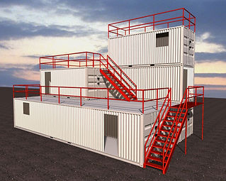Custom Built Modular Buildings & Mobile training units