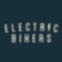 electricbikers logo, blog