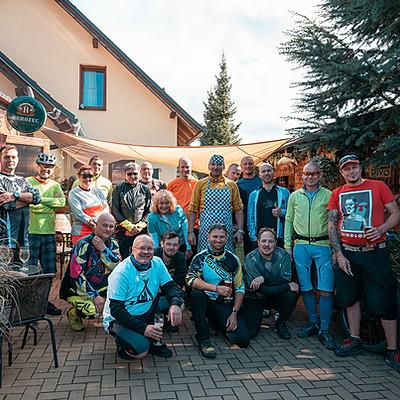 Electric Bikers Camp 2