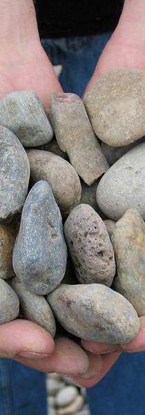 "1.5"" River Rock"