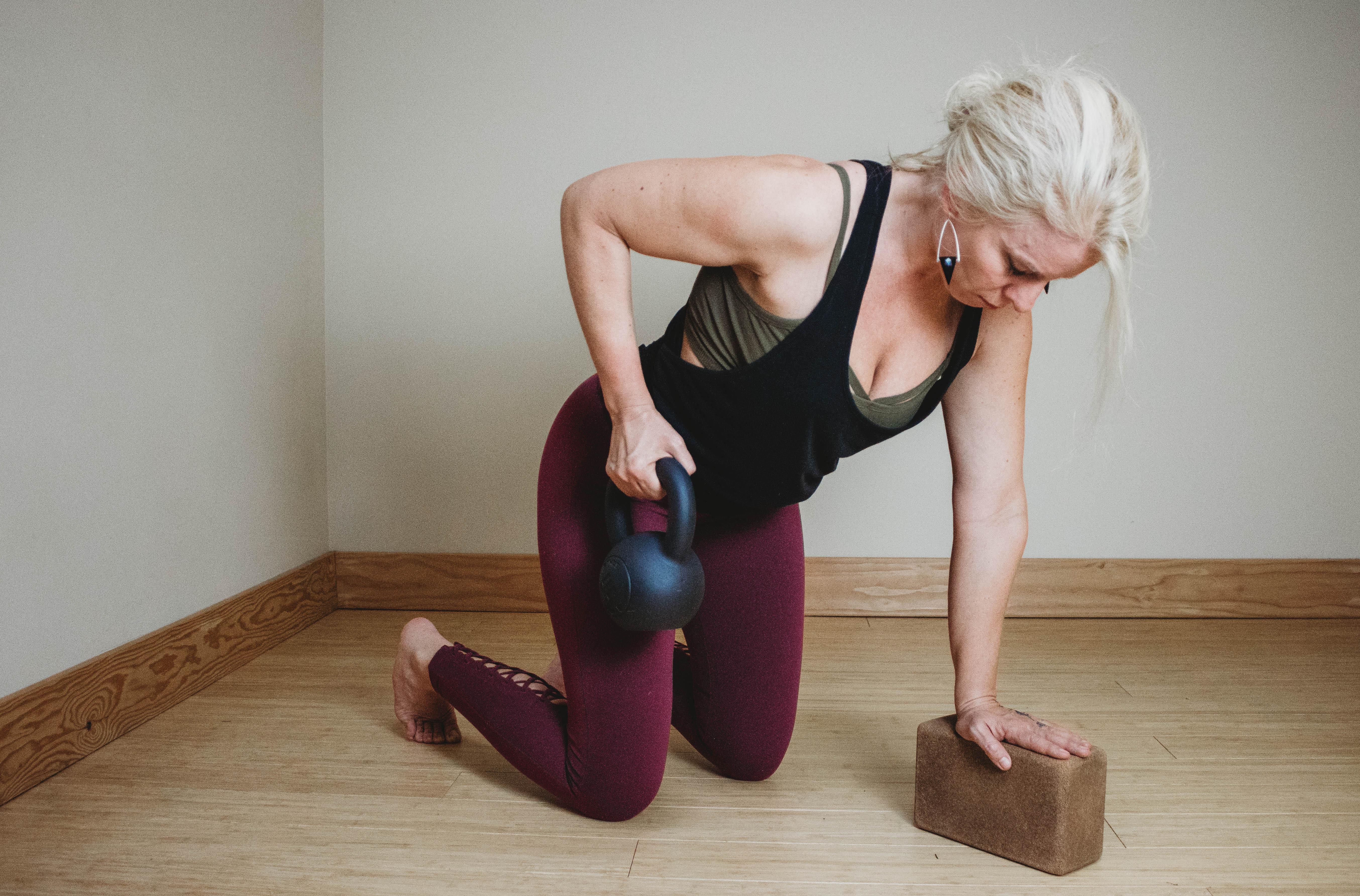 In person Yoga/Movement Session