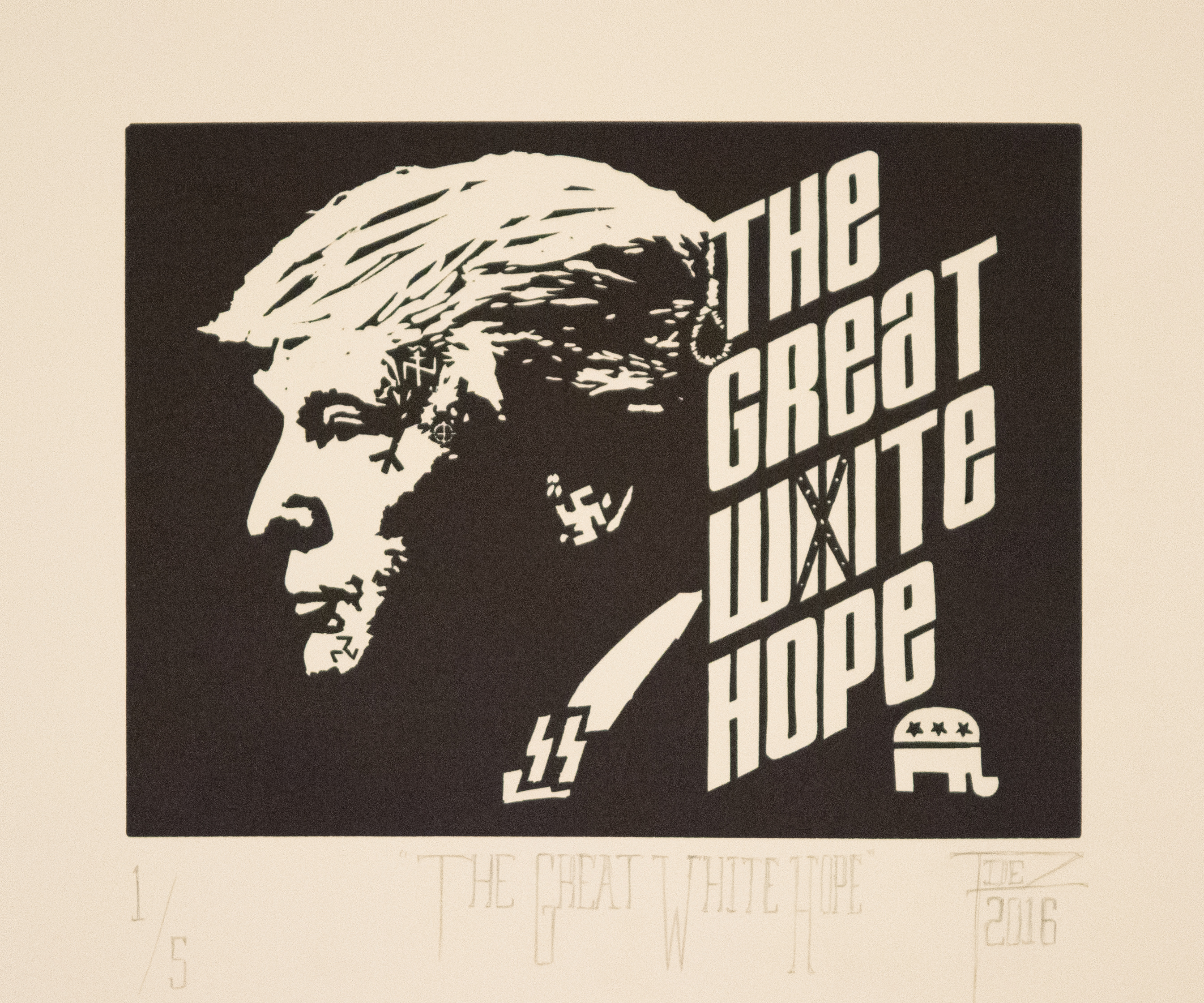 The Great White Hope - BLK