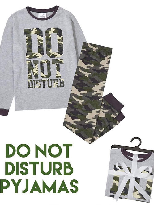 Camouflage Pyjamas
