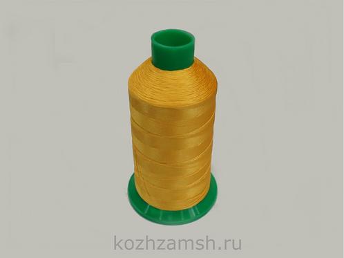 Нитки швейные MAKRO THREAD№20 1500 м  Цвет №18  Светло-оранжевый