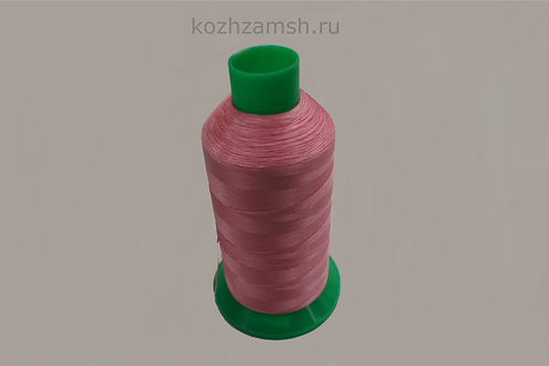 Нитки швейные MAKRO THREAD№20 1500 м  Цвет №62  Розовый