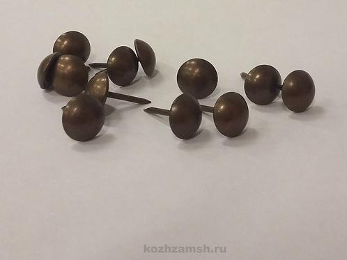 Гвозди Натуральный  цвет 100 1/3  d=9.5 мм