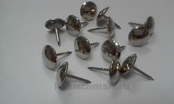 Гвозди  Никель 100 1/3   d=9.5mm штифт=12,7мм