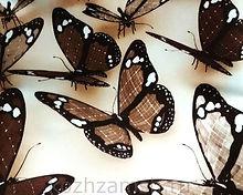 Мебельная ткань Butterflies 3D-2