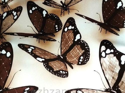 Велюр Butterflies 3D-2
