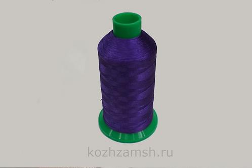 Нитки швейные MAKRO THREAD№20 1500 м  Цвет №74  Фиолетовый