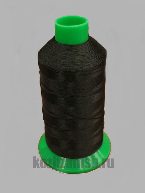 Нитки швейные MAKRO THREAD№20 1500 м  Цвет №11  Черный