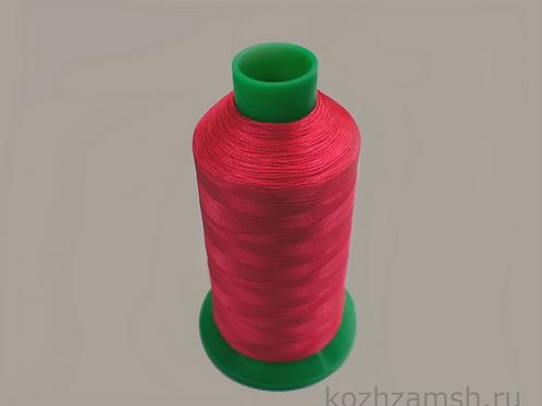 Нитки швейные MAKRO THREAD№20 1500 м  Цвет №22  Ярко-розовый