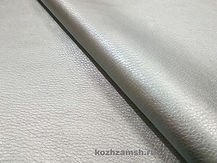 Искуственная кожа Petro B45 серебро