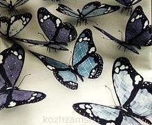 Мебельная ткань Butterflies 3D-3
