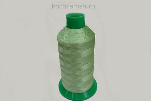 Нитки швейные MAKRO THREAD№20 1500 м  Цвет №1005  Светло-зеленый