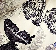 Мебельная ткань Butterflies 2D-3
