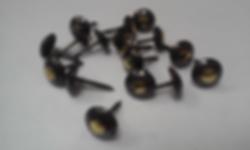 Гвозди Бронза Ренессанс 100 1/3 d=9.5mm штифт=12,7мм
