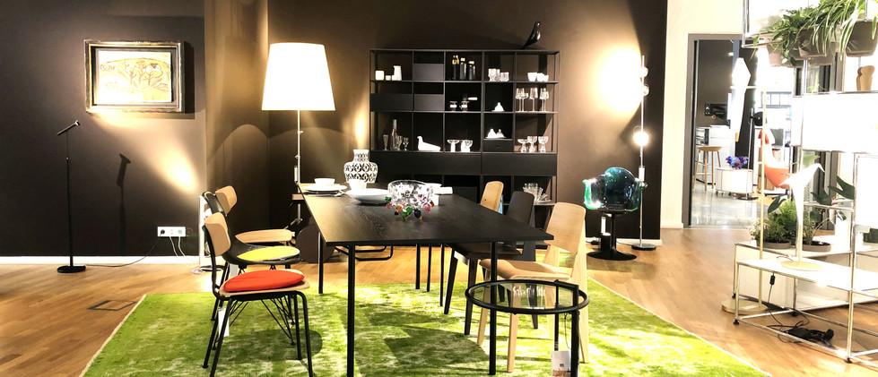 Extendo Vitra E15 Carpets Remade