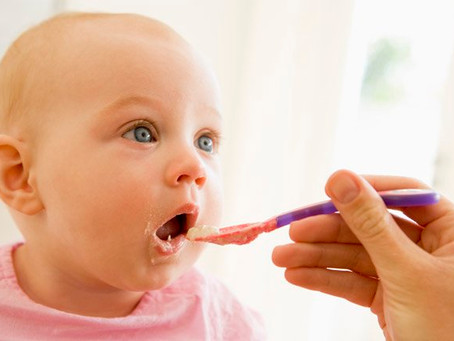 When should I introduce my baby to solid foods?