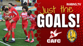 Just the Goals - East Thurrock United FC