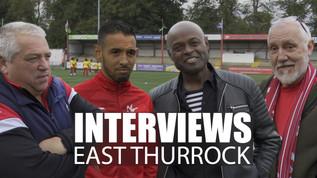Interviews - East Thurrock 16-10-21