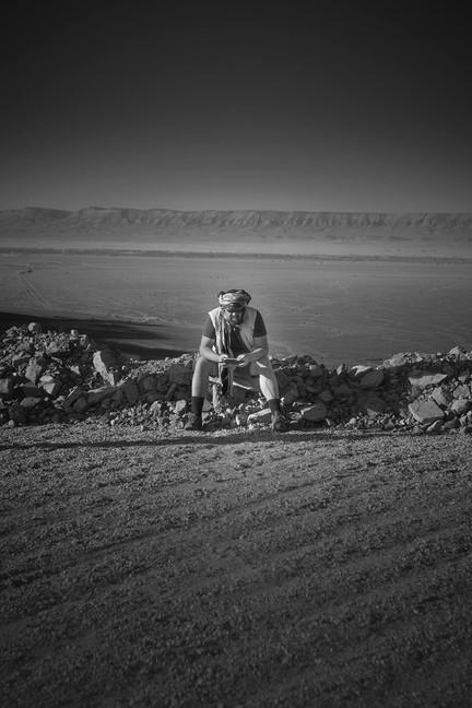 Steve of the Desert