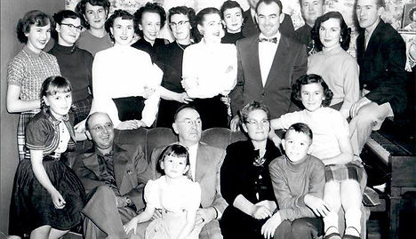 W.D. Bryant family photo