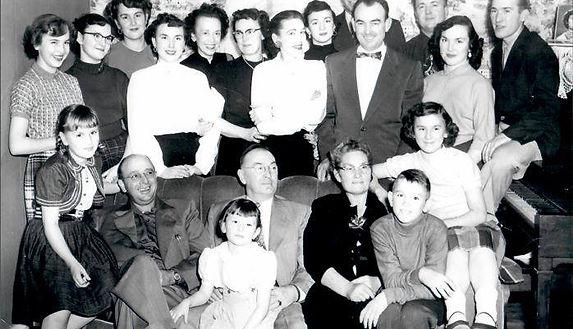W.D. Bryant family photo