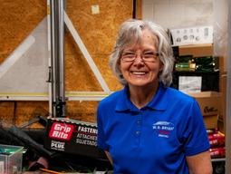 W.D. Bryant Hardware Experts: Sandra Cox