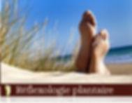 traitement médical par le soin sur les pieds