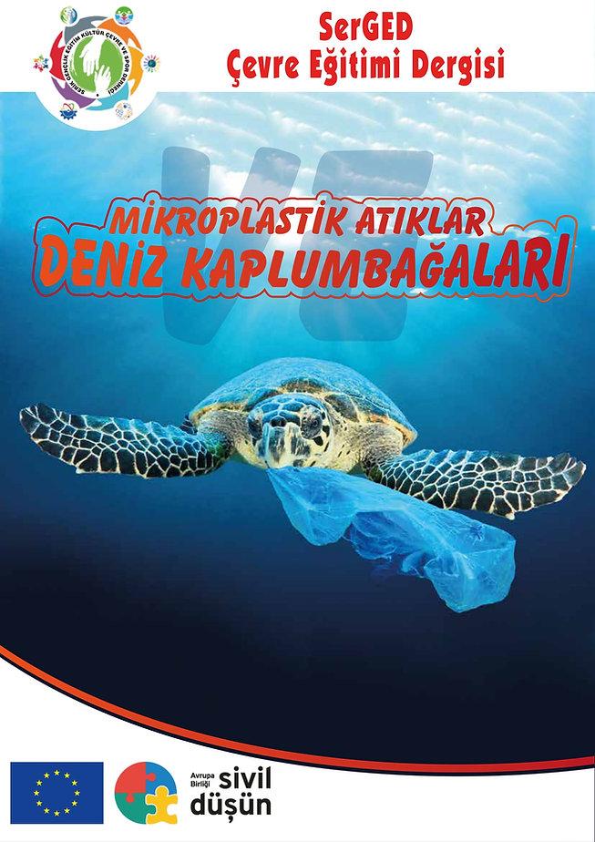 mikroplastik Atıklar ve Deniz Kaplumbağaları Çevre Eğitimi Dergisi
