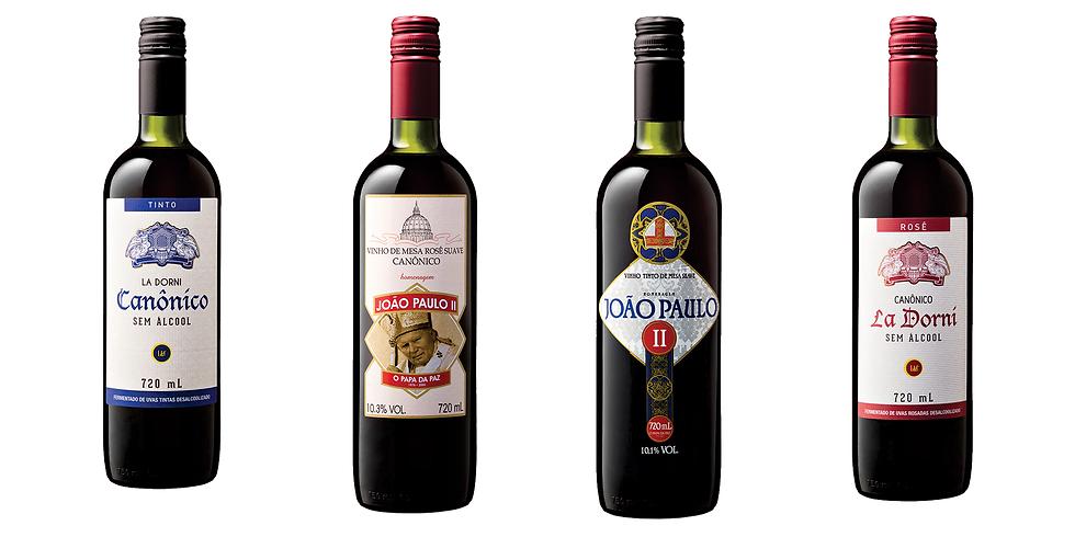 Vinhos Canônicos