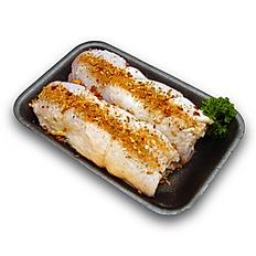 Chicken Leg Roll - Tomato, Cheese & Bacon