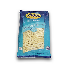 Premium Chips - Straight Cut (11mm)