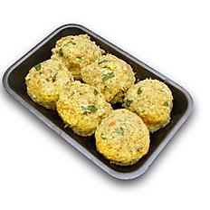 Chicken Patties - Spinach & Cheese