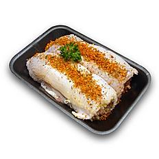 Chicken Leg Roll - Ham, Cheese & Asparagus