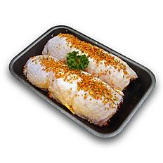 Chicken Leg Roll - Ham, Cheese & Pineapple