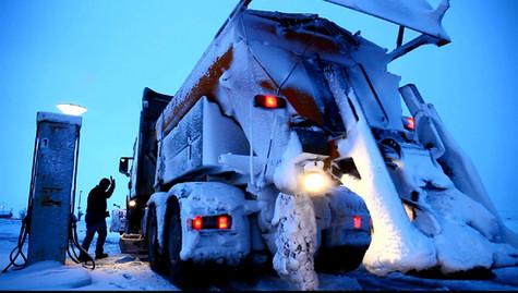 Chasse-neige vers Vegamót.jpg