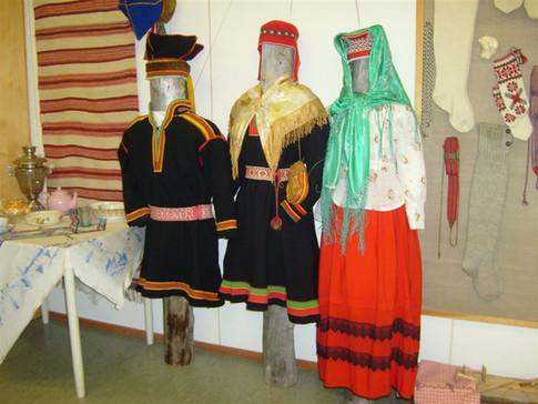 Costumes lapons