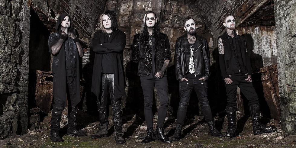 The Dead XIII | God Shaped Devil | Saurr | Stormrider | Severenth | Destroy Planets | Serperus | Salt Hill