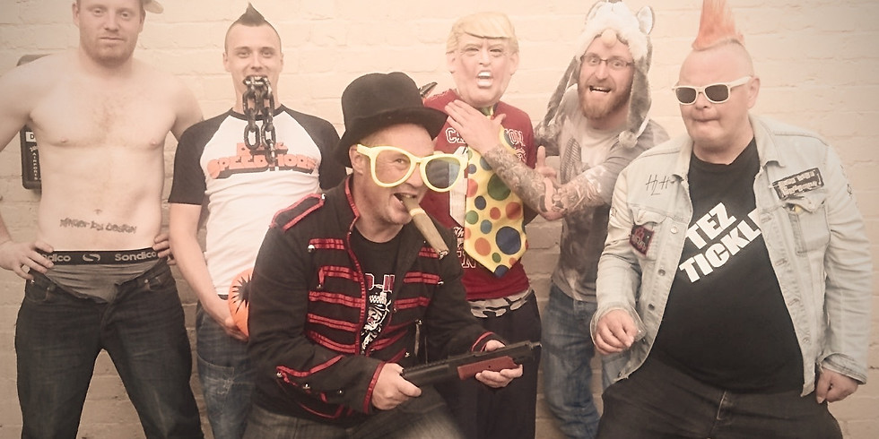 Hung Like Hanratty | 4PastMidnight | Billyclub | Apocalypse Babys | Thee Acid Tongue | Boycott the Baptist | Hot Rockets