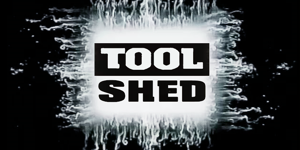 Tool Shed // Promethium // Leatherback