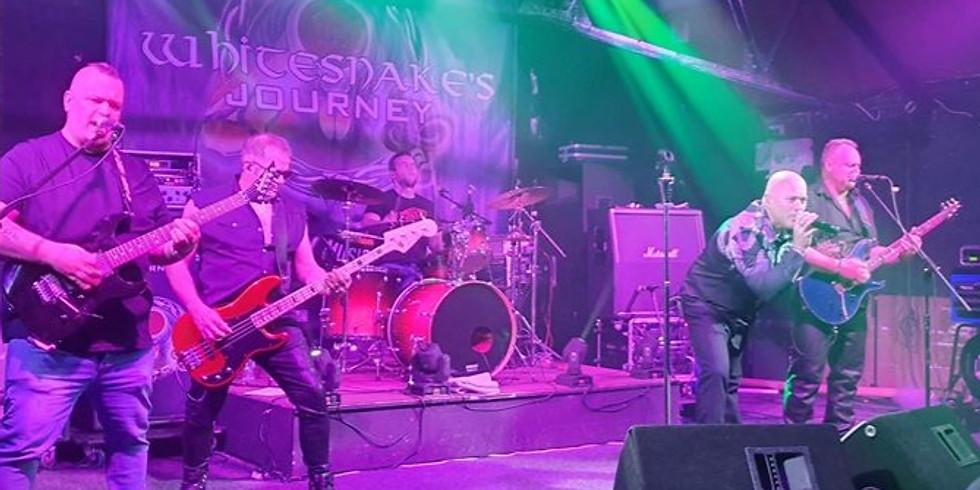 Whitesnake's Journey