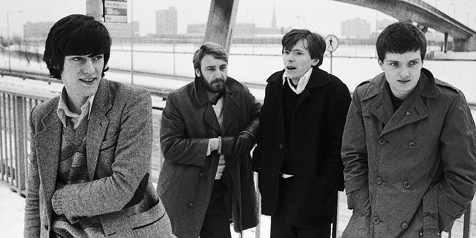 Transmission - The sound of Joy Division w/ Calvin Snape